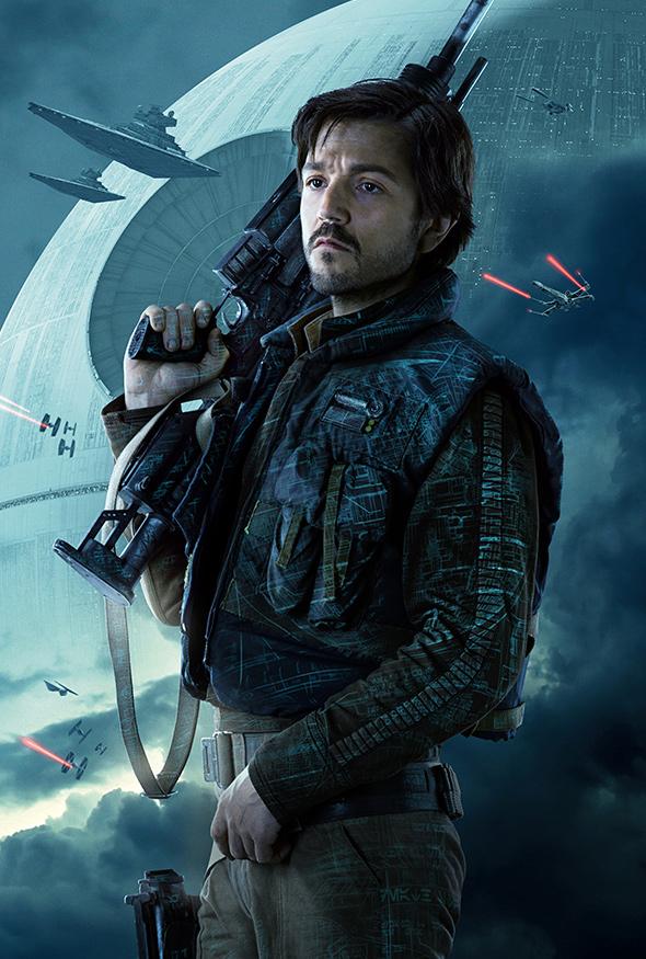 affiche Star Wars: Cassian Andor