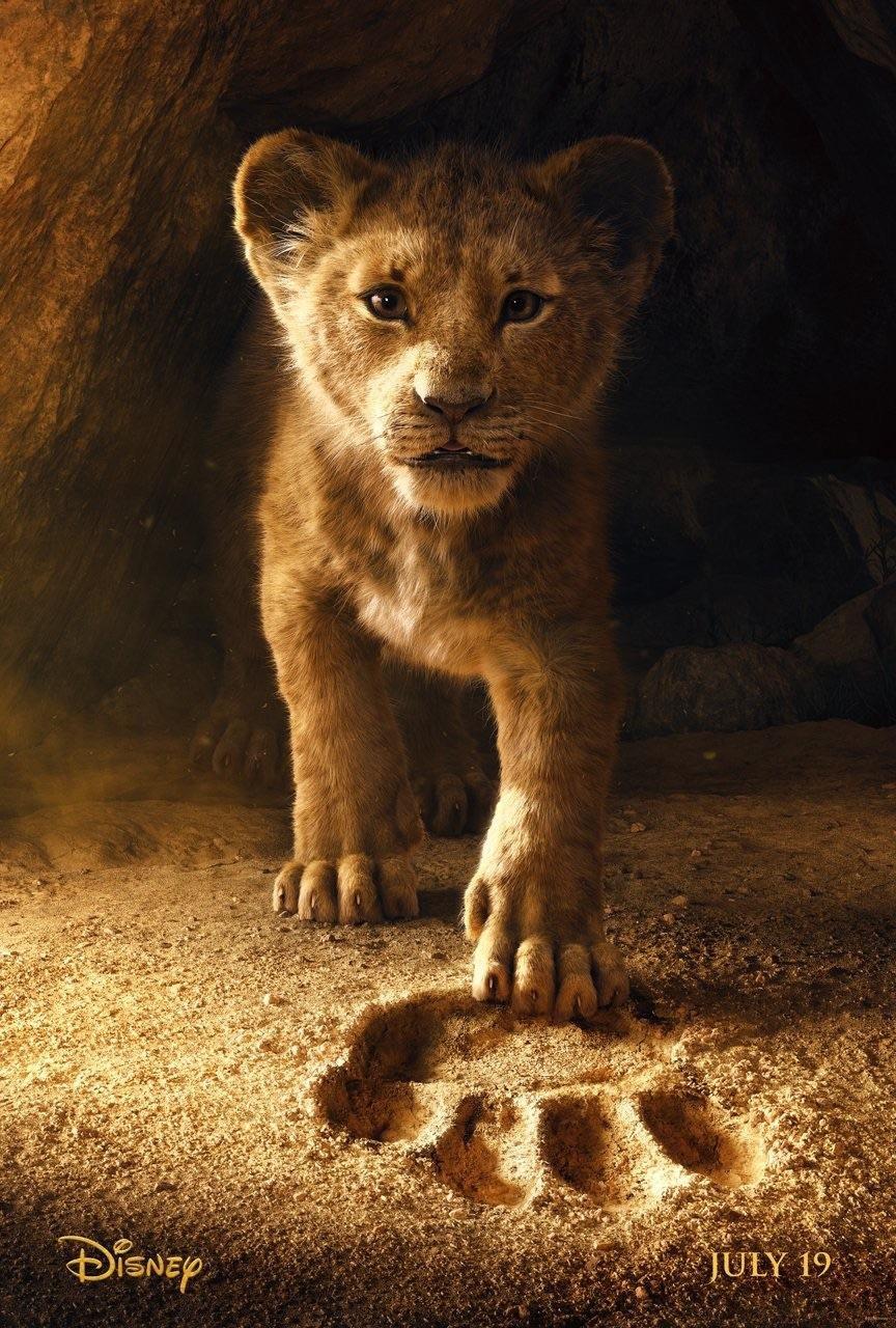 affiche Le Roi Lion (2019)