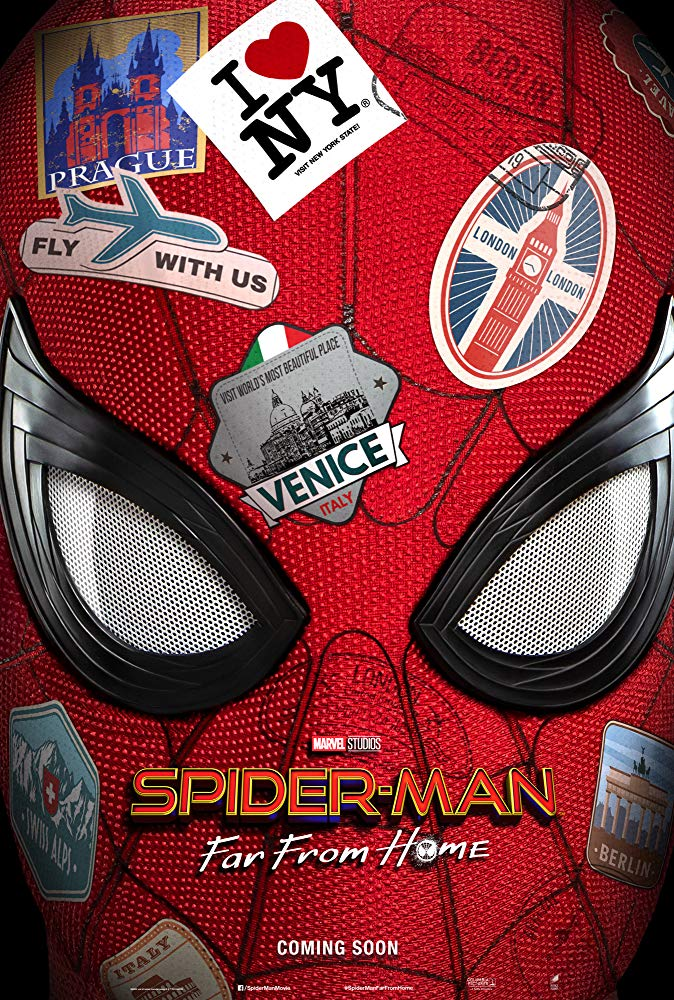 affiche Spider-Man: Far from Home