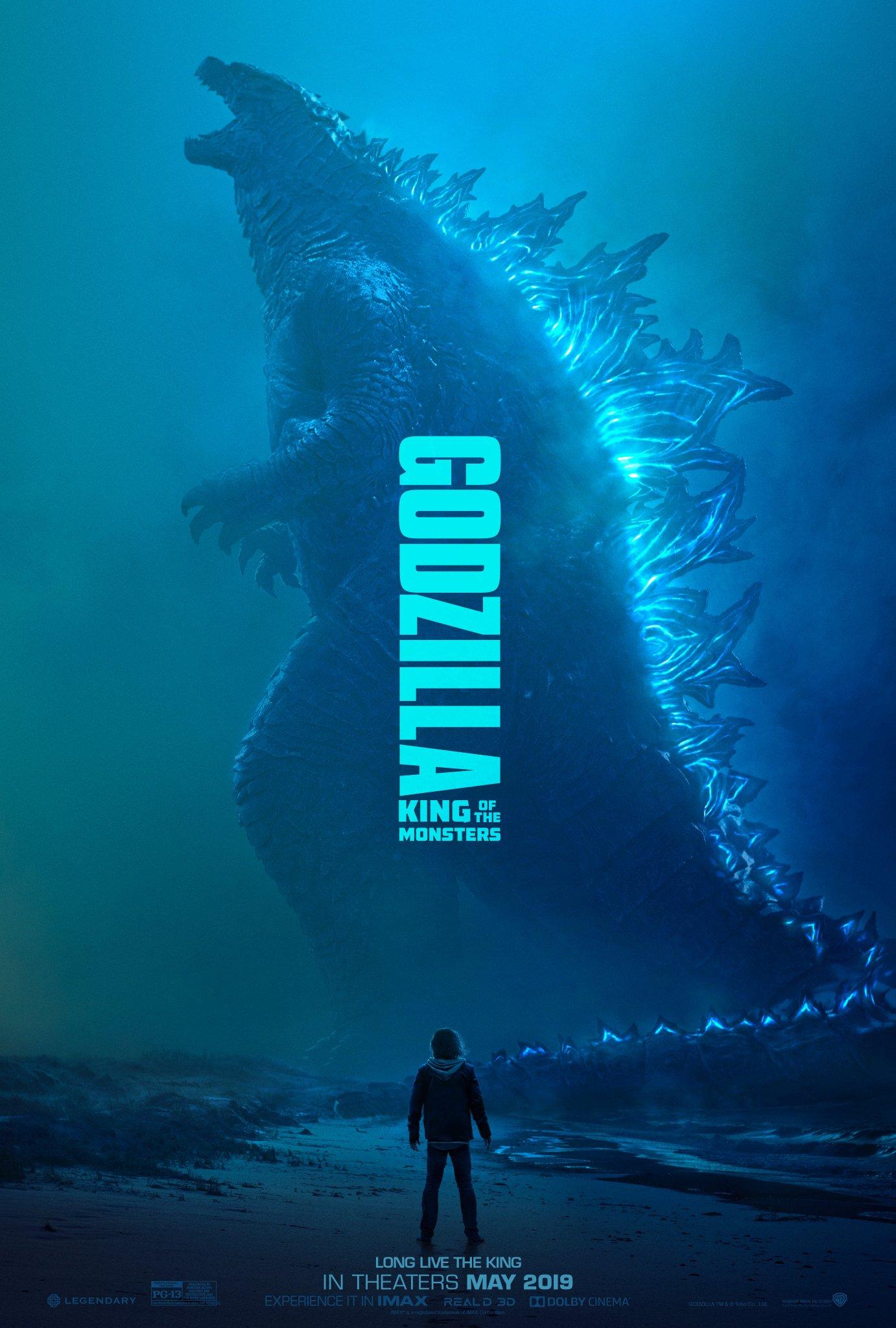 affiche Godzilla 2 : Roi des Monstres