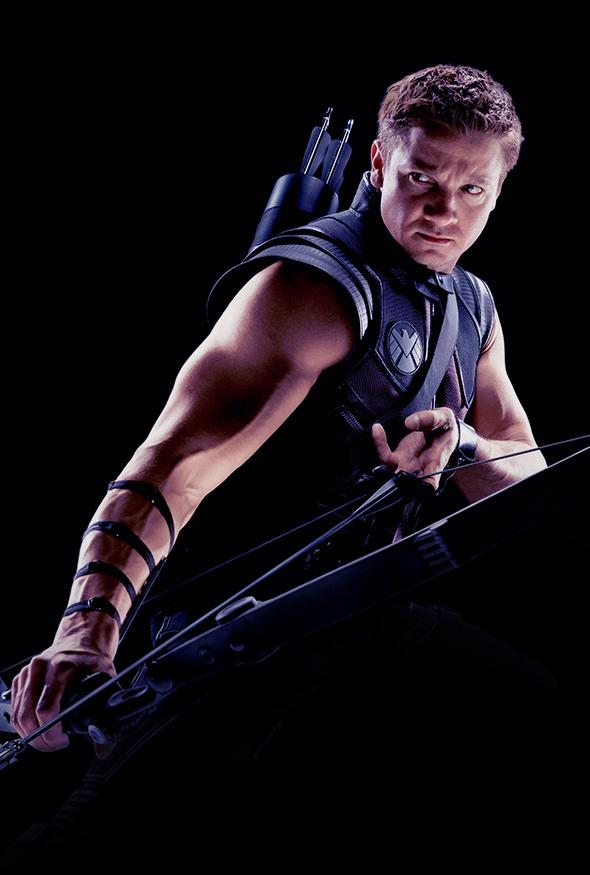 affiche Hawkeye
