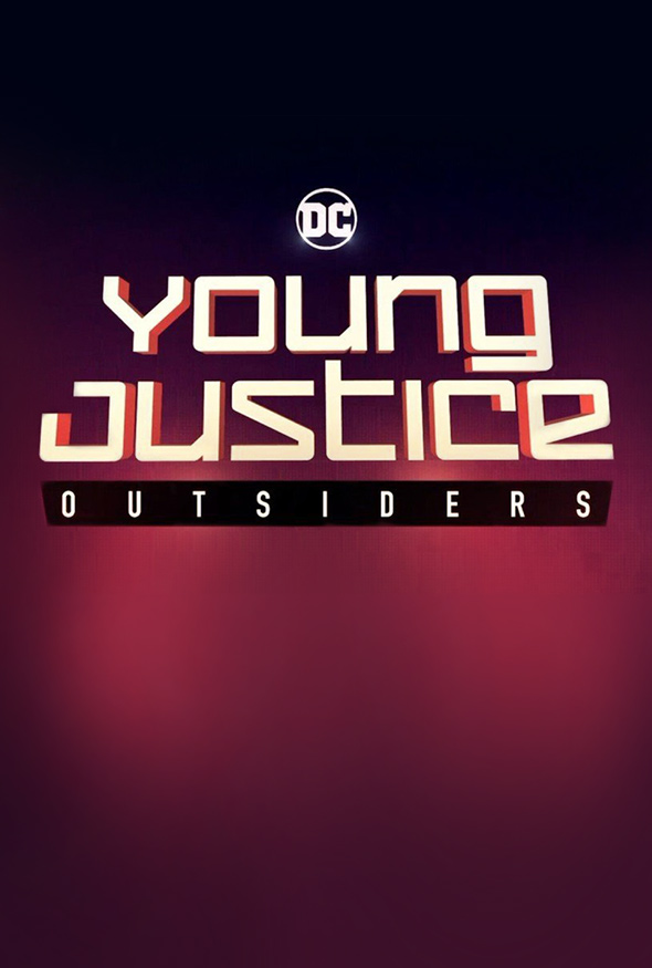 affiche Young Justice: Outsiders