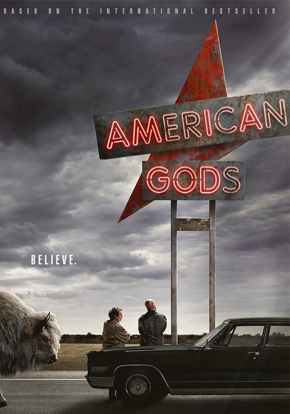 affiche American Gods