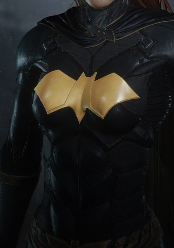 affiche Batgirl