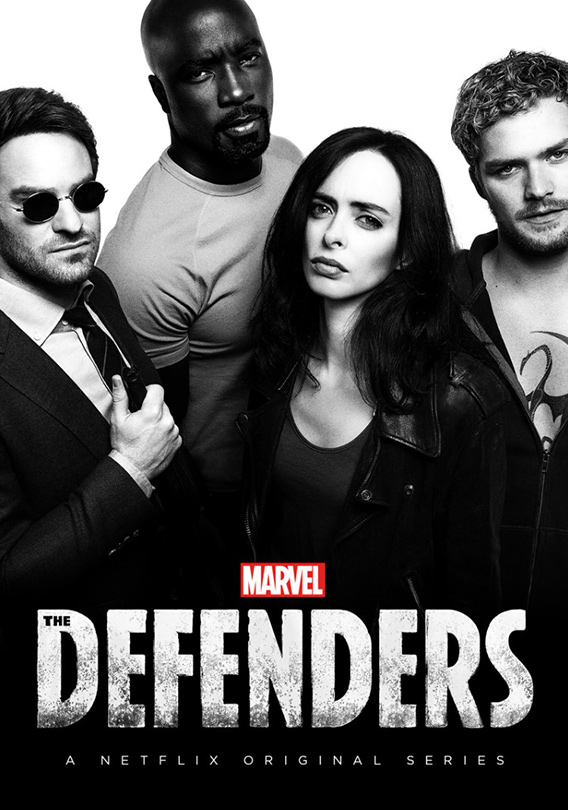 affiche The Defenders
