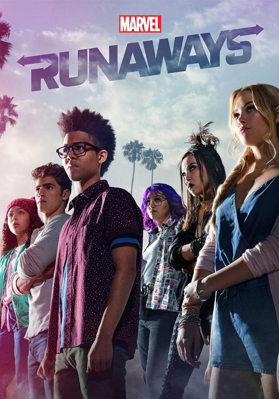 affiche Runaways