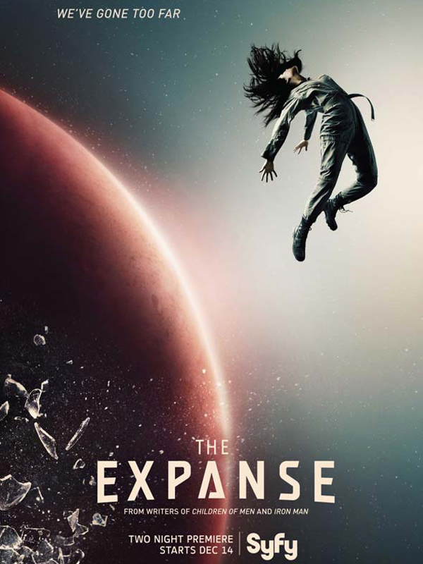 affiche The Expanse