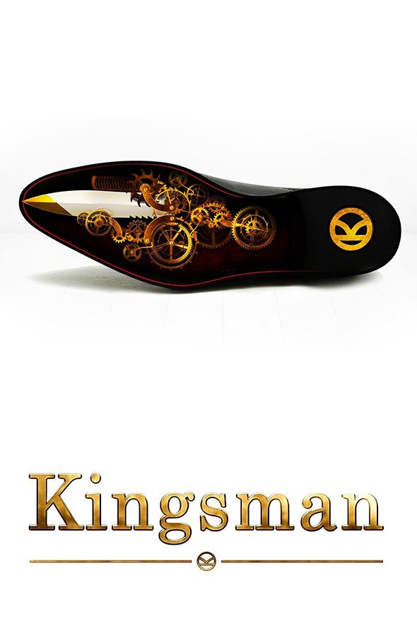 affiche Kingsman Universe