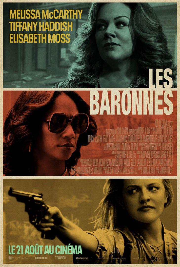 affiche Les Baronnes (The Kitchen)