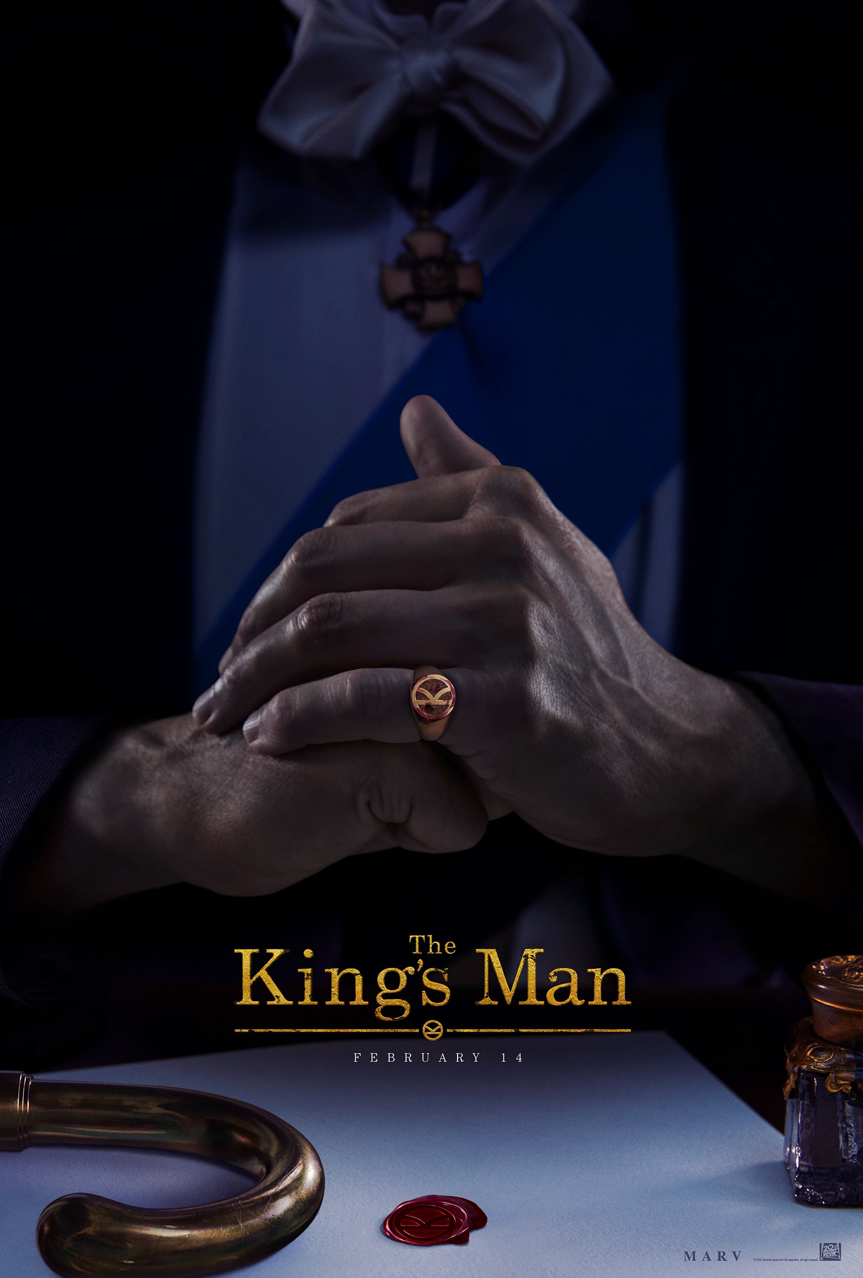 affiche The King's Man : Première Mission