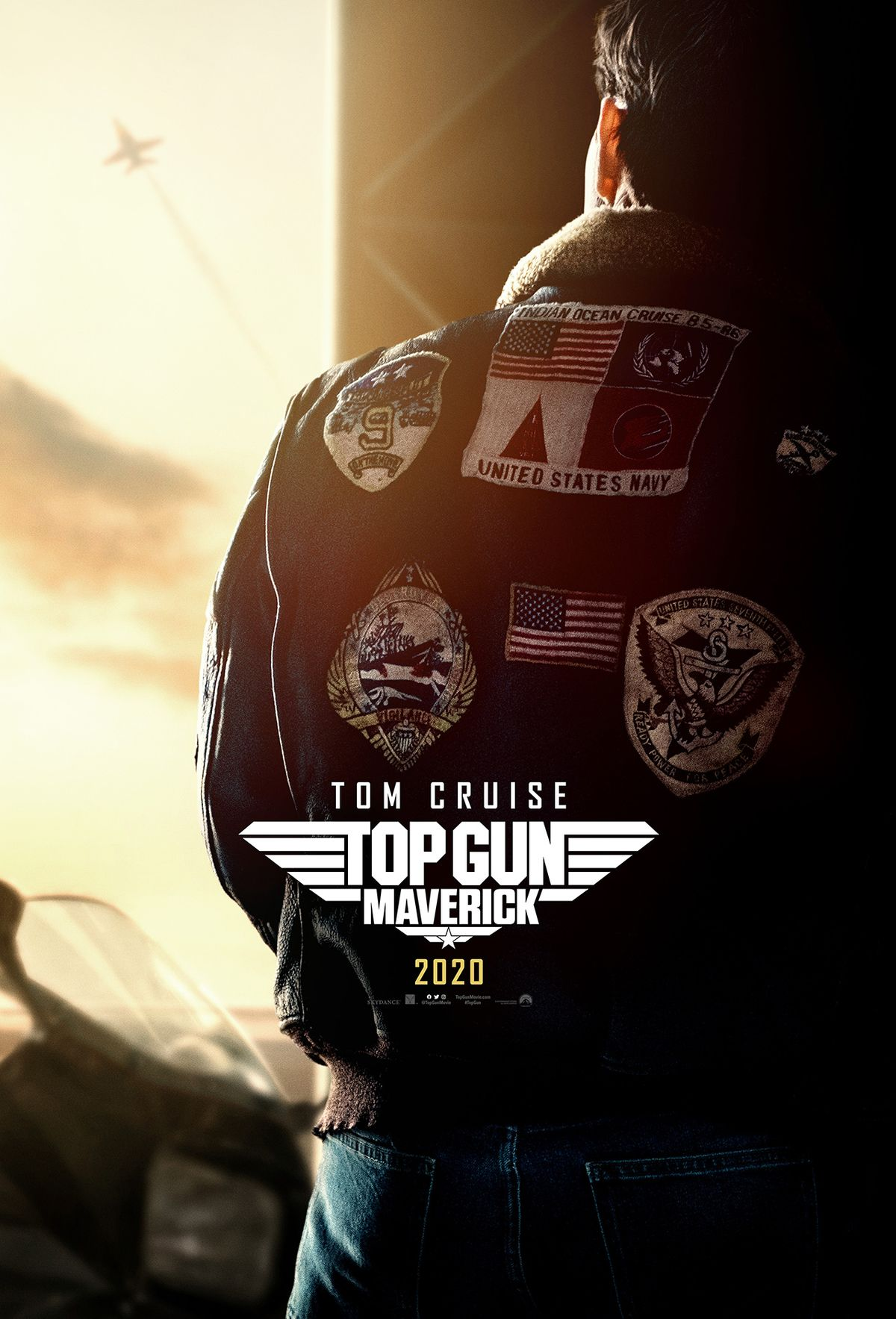 affiche Top Gun: Maverick