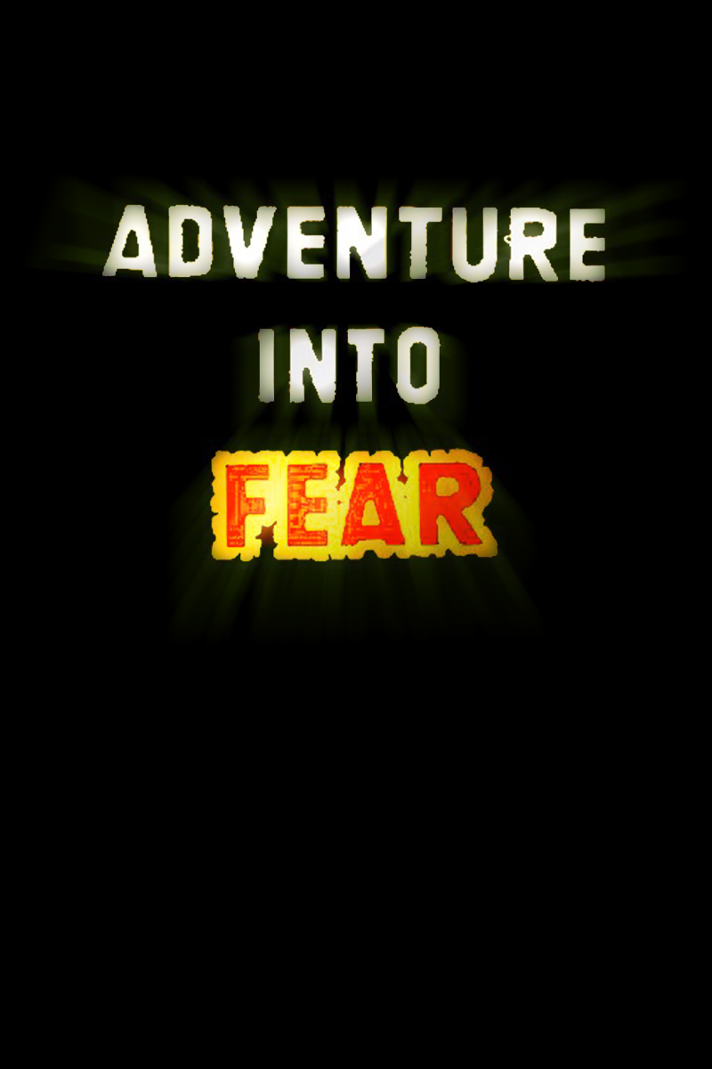 affiche Adventures into Fear