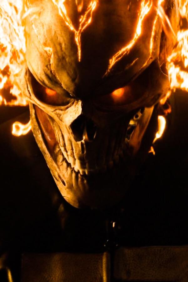affiche Ghost Rider