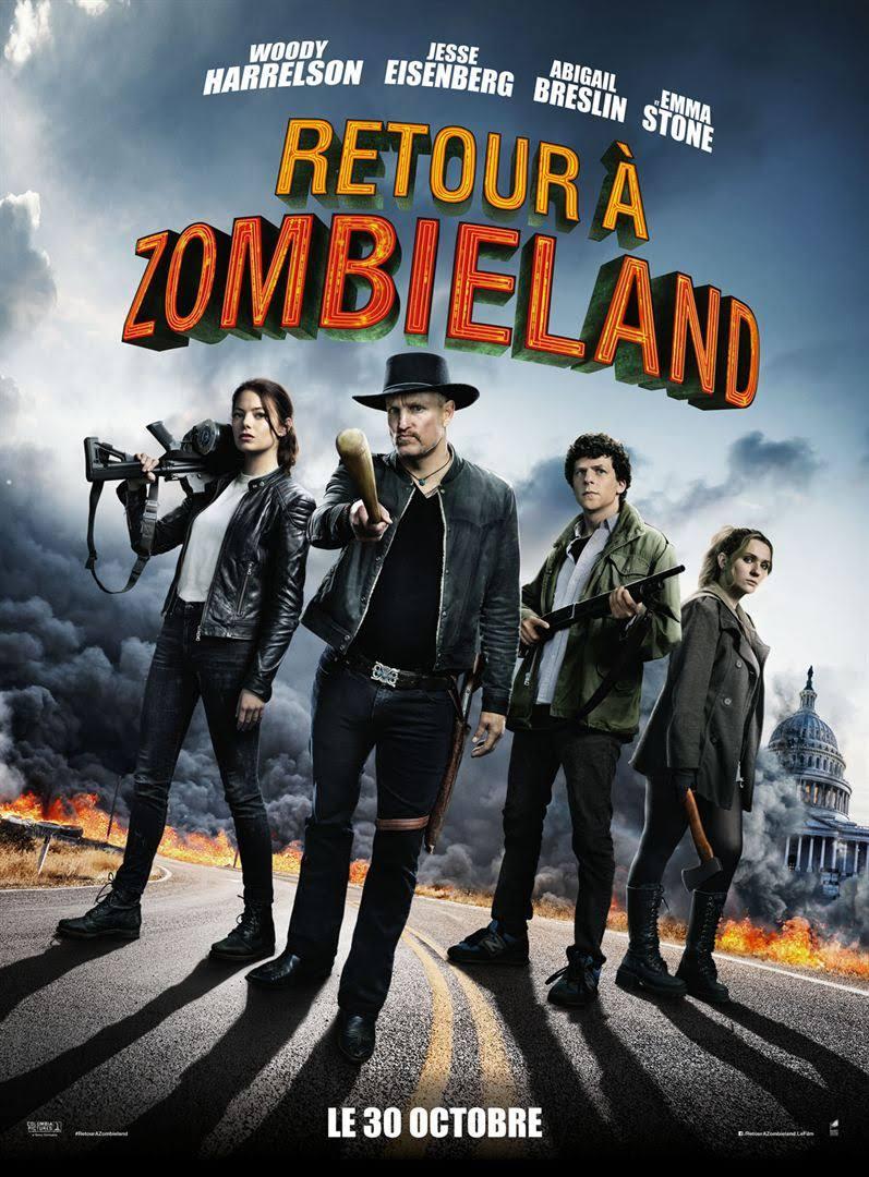 affiche Retour à Zombieland 2