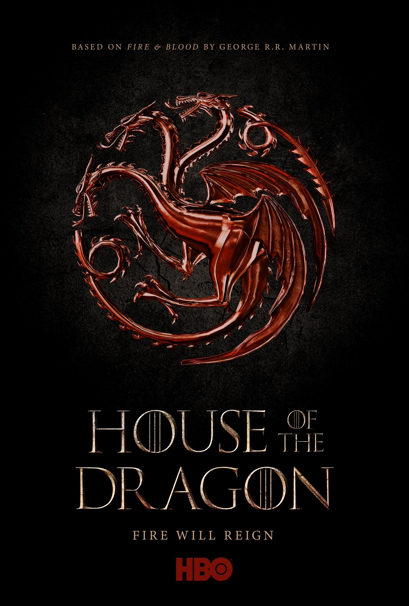 affiche Game of Thrones: House of the Dragon