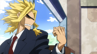 My Hero Academia S02E01