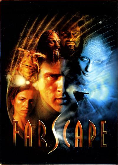affiche Farscape