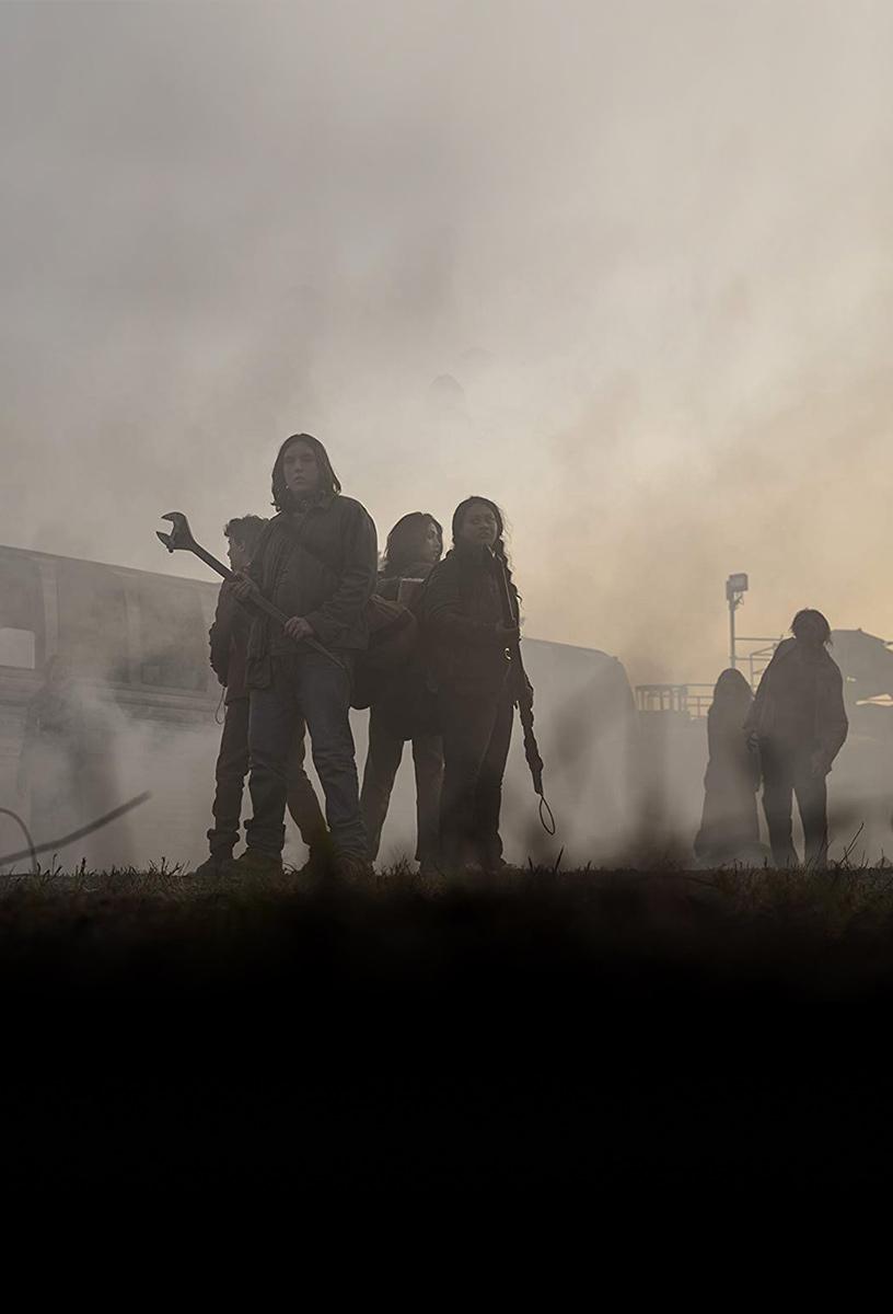 affiche The Walking Dead: World Beyond
