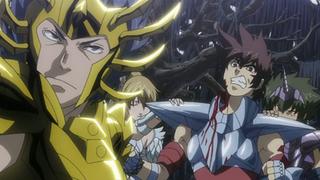 Saint Seiya (Les Chevaliers du Zodiaque) S08E03