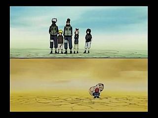 Naruto Shippuden S01E09
