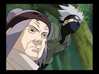 Naruto Shippuden S01E12