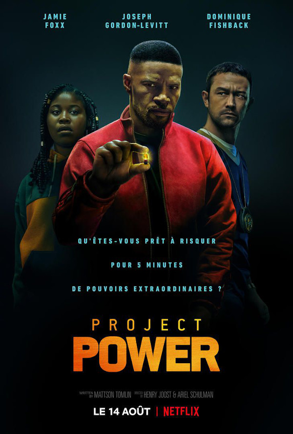 affiche Project Power
