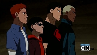 Young Justice S01E02