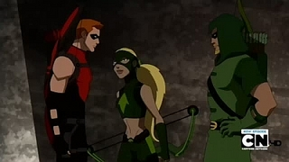 Young Justice S01E06
