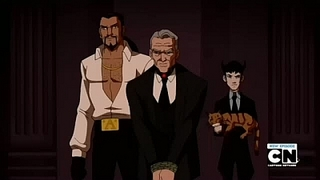 Young Justice S01E07