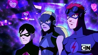 Young Justice S01E09