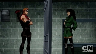 Young Justice S01E10