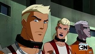Young Justice S01E11