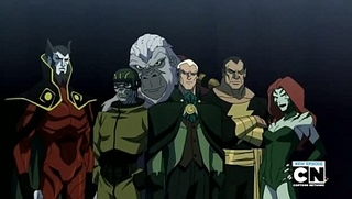 Young Justice S01E14