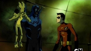 Young Justice S02E01