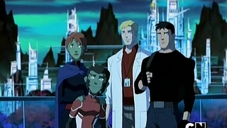 Young Justice S02E02