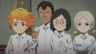 The Promised Neverland S02E04