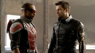 Falcon et le Soldat de l'Hiver (The Falcon and the Winter Soldier) S01E02